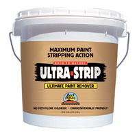 Ultra Strip Paint Stripper, paint remover