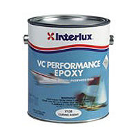 Interlux VC Underwater Epoxy, white epoxy boat bottom paint