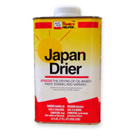 japan drier for drying paint