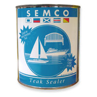 semco teak wood sealer, teak oil