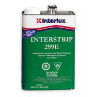 Interlux Fiberglass Paint Remover Paste Stripper