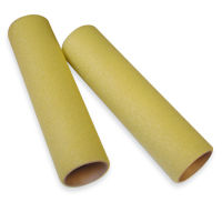 Foam Roller Covers, yellow foam paint roller cover refills