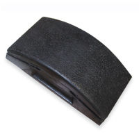 rubber hand sanding block