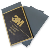3M Imperial WetorDry Sandpaper 5x9 Half Sheets 401Q