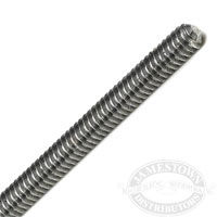stainlees steel threaded rod 3/8-16