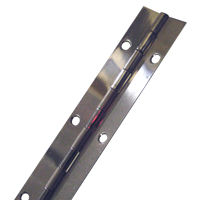Piano Hinges - Stainless Steel