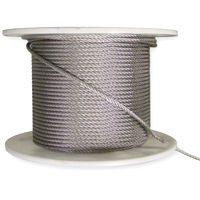 rigging wire, s/s cable, standing boat rigging