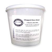 Chopped Fiberglass Epoxy Filler Shredded Glass Strands