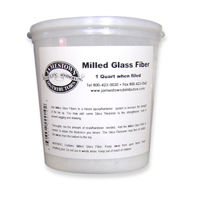 Milled Glass epoxy filler