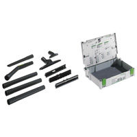 Festool Vacuum Compact Cleaning Set for CT Dust Extractors