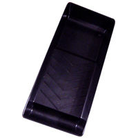 ROLLER PAN, PLASTIC, SOLVENT RESISTANT roller tray