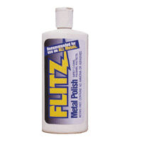 flitz metal polish liquid cleaner