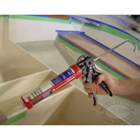 Heavy Duty Professional Caulking Gun
