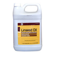 Raw and Boiled Linseed Oil