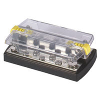 dualbus plus busbar and 1/4 stud, blue seas 2722