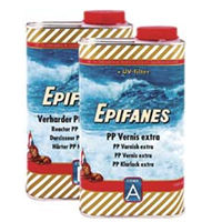 Epifanes Clear Polyurethane Varnish