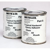 tropical hardwood epoxy resin, glue