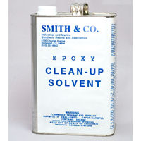 Smiths Epoxy clean up solvent, thinner, cleaner