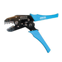 Ancor Double Crimper Ratchet Tool