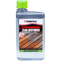 INTERLUX PREMIUM TEAK RESTORER