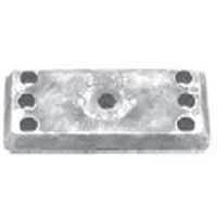 Plate Zincs, sacrificial zinc anodes