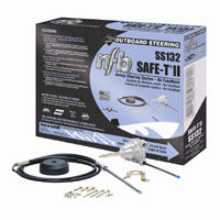 Teleflex Safe-T II NFB Steering System, no feedback boat steering