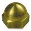 Brass Acorn Nuts
