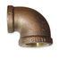 Reducing Elbow Fittings - Bronze , NPT