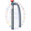 thirstymate portable hand bilge pump