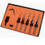 fuller countersink and tapered drill bit set #6
