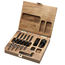 Fuller #10 countersink and tapered drill bit quick change set