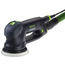 Festool RO 125 FEQ Rotex Random Orbit Sander Kit with stickfix, brilliant hook & loop abrasive pads