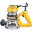 Dewalt DW618D 2-1/4 HP Electronic Variable Speed D-Handle Router with Soft Start