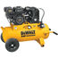 dewalt gas powered portable air compressor, wheeled pneumatic air compressor