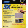 Norton 3X 9 in x 11 in Sanding Sheet Packs