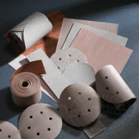 Norton A275 Stick & Sand Paper Discs