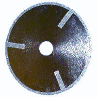 Dynabrade 3 Inch Diamond Cut-Off Wheel