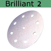Festool StickFix Brilliant 2 - 5 inch Discs for RO 125 and ES 125 Sanders