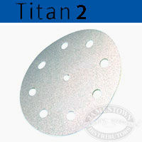 Festool StickFix Titan 2 5 inch Discs for RO 125 and ES 125 Sanders