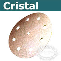 Festool StickFix Cristal - 5 inch Discs for RO 125 and ES 125 Sanders