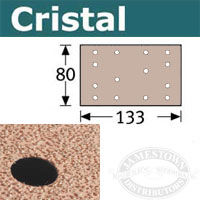 Festool StickFix Cristal Sheets for RTS 400 EQ Orbital and Duplex LS 130 EQ Linear Sanders