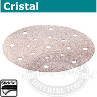 Festool StickFix Cristal 6 inch Discs for RO 150 and ETS 150 Sanders