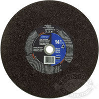 Norton Aluminum Oxide Chop Saw Metal Cut-off Blades