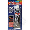Permatex Black Silicone Adhesive Sealant