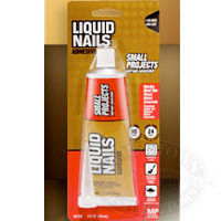 Liquid Nails Small Project Repair Adhesive
