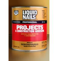 Liquid Nails Project And Construction Adhesiv