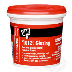 DAP 1012 Glazing