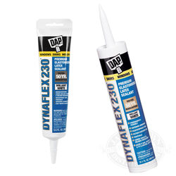 DAP DYNAFLEX 230 Premium Elastomeric Latex Sealant