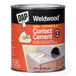 DAP Weldwood Original Contact Cement Gel Formula