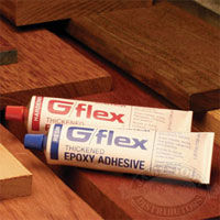 G/flex Thickened Epoxy Adhesive Resin and Hardener Kit